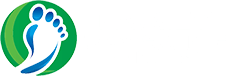 family foot & ankle centers white logo