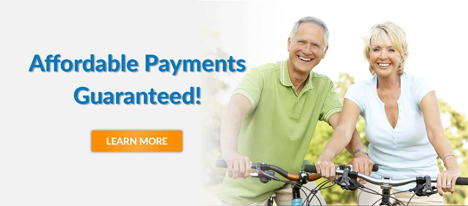 affordable payments guaranteed