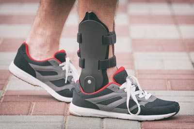 custom-molded foot and ankle braces in waxahachie tx