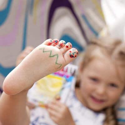 pediatric foot care waxahachie